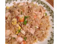 鮮蝦雞肉蛋炒飯
