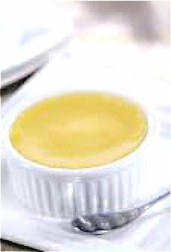 芒果乳酪布丁