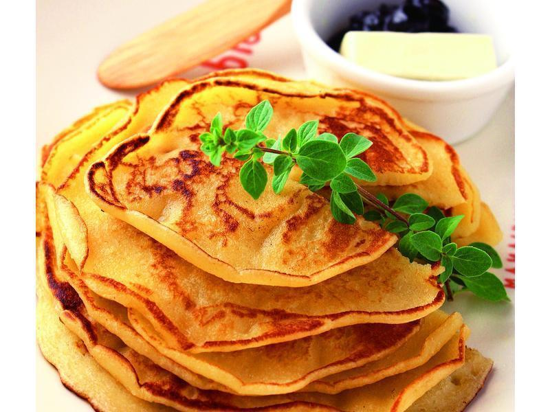 東販小食堂:簡單美味早午餐 椰奶鬆餅