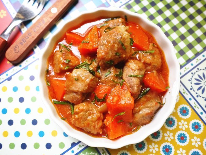 義式黑麥汁燉肉【快鍋就用樂鍋史蒂娜】