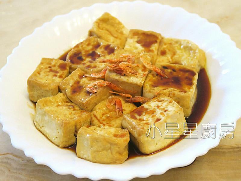 照燒炸豆腐(水波爐)