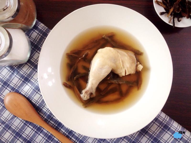 日安YEN - 客家豆乾雞湯