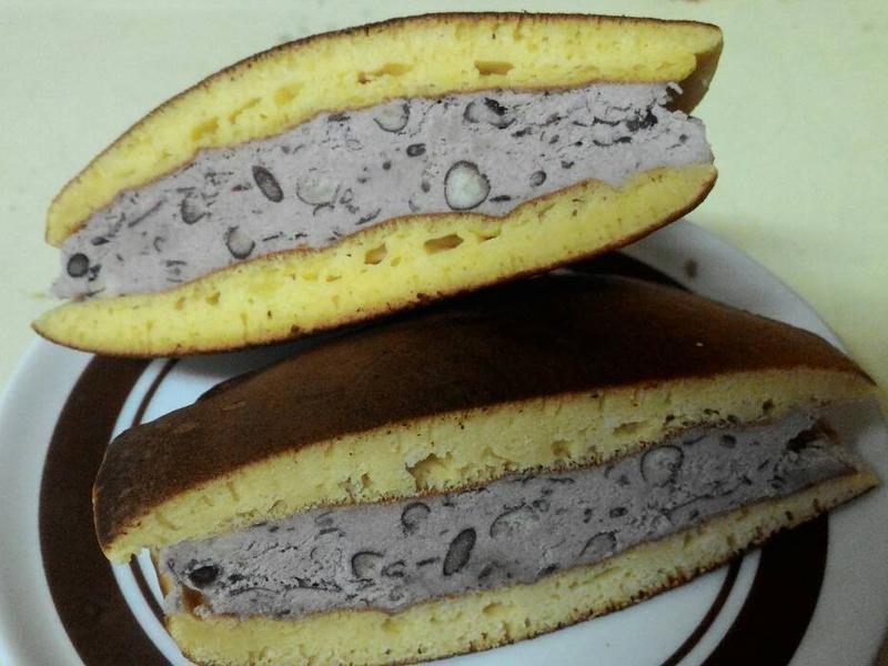 鬆餅餅皮銅鑼燒(鬆餅粉-無鋁泡打粉)