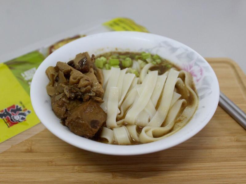 麻醬拌麵【五木拉麵】
