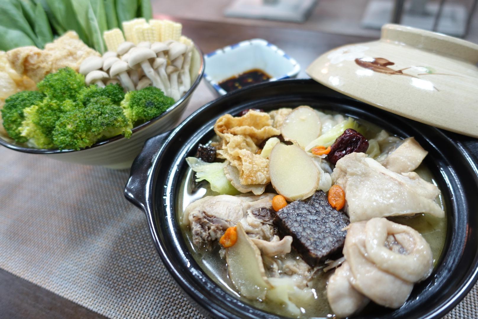 鍋物料理/燒酒雞鍋