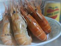 鹽烤泰國蝦(平底鍋料理)