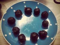 萊姆葡萄巧克力