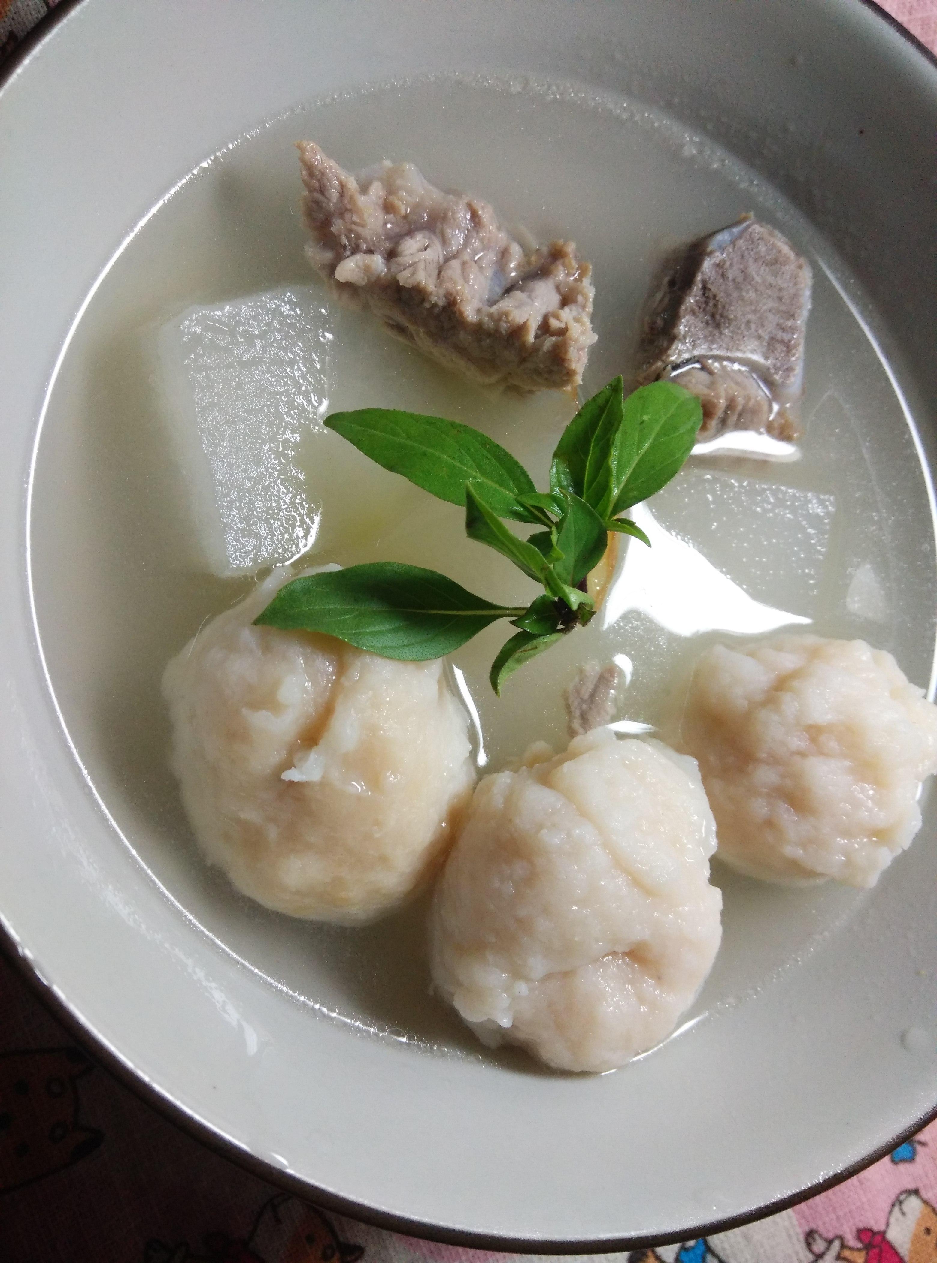 四寶冬瓜湯(燜燒鍋料理)
