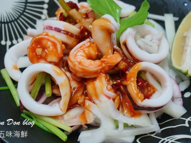 五味海鮮(無使用白醋版本)