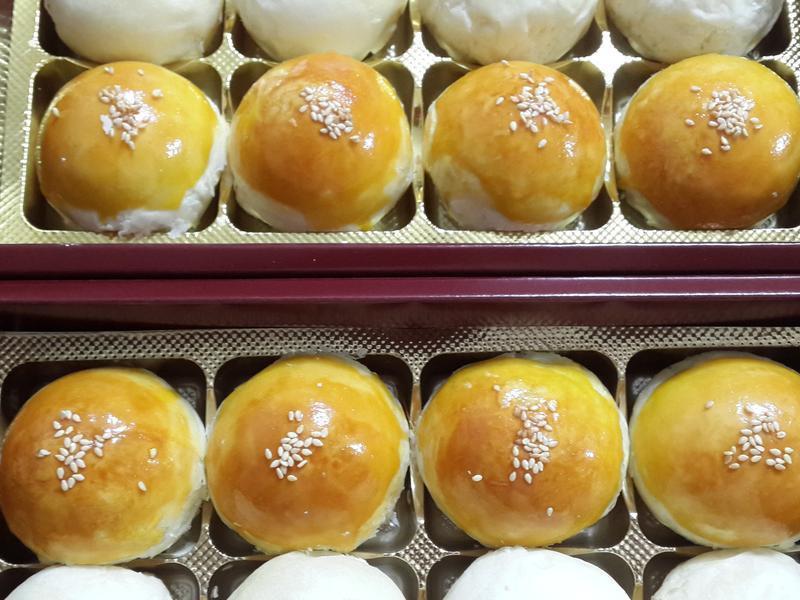 紅豆沙蛋黃酥(國際牌2000T)