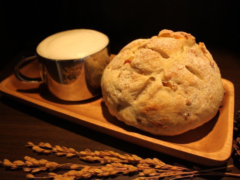 果乾核桃麵包【味蕾周記】