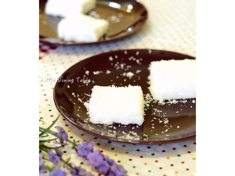 椰香雪花糕@梅花肉小餐桌