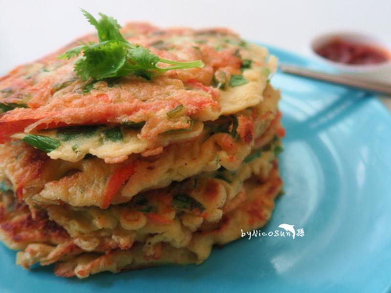 韓式煎餅 超簡單零失誤