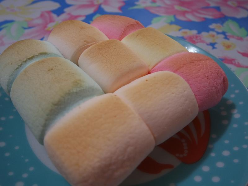 幸福感❤烤~棉花糖