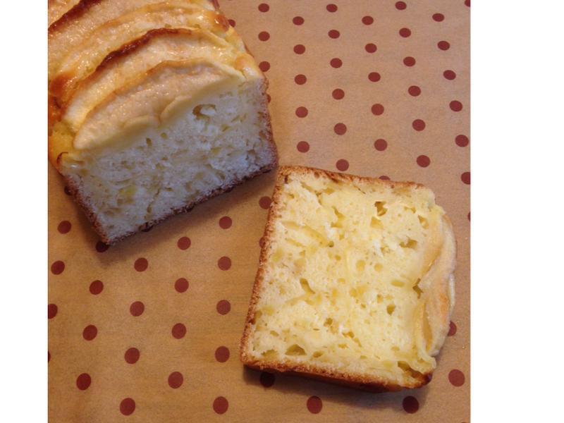 KURI's│蘋果起司蛋糕