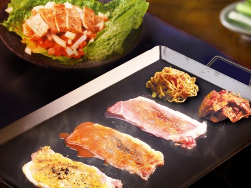 韓風3味烤肉