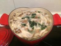 鴻喜菇豆腐味噌湯