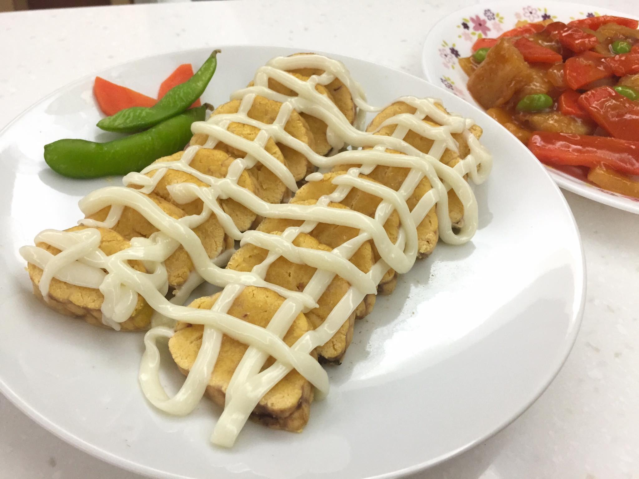 魚卵沙拉開胃冷盤[圈媽烹飪筆記]