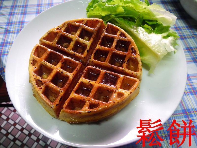 蜂蜜鬆餅 ( 簡單做 )