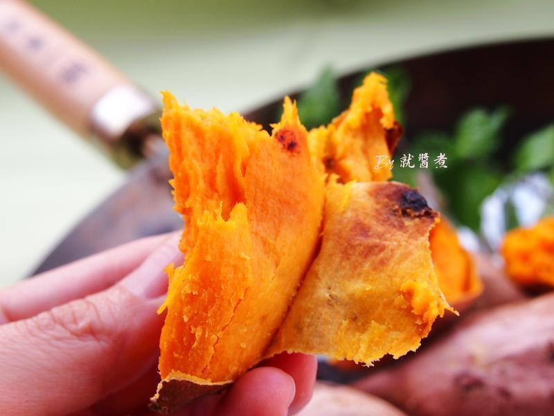 烤地瓜-鐵鍋版本[中華一鍋]