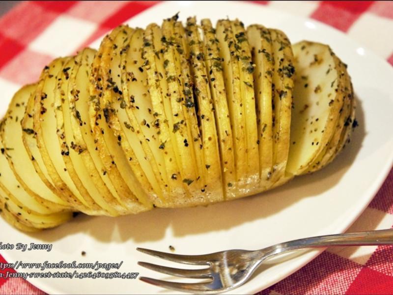 烤香料馬鈴薯