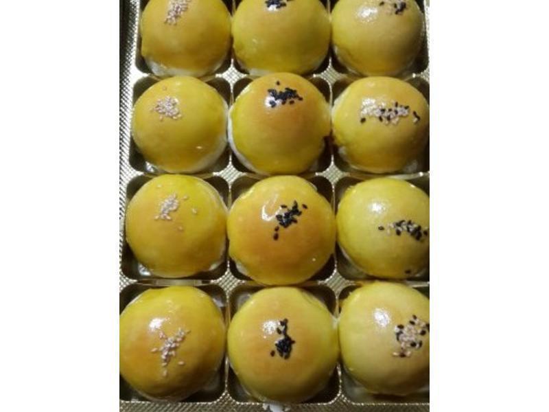 蛋黃酥(芋泥麻糬)國際牌2000T