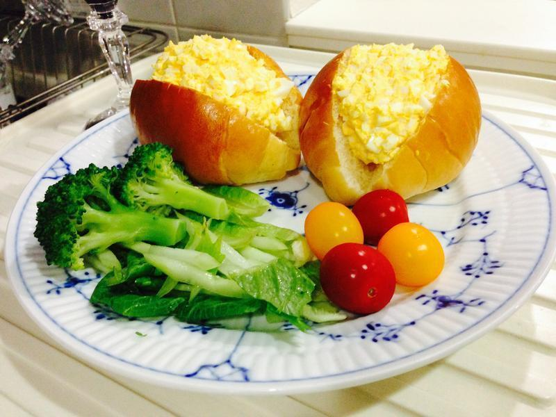 日式美乃滋的簡易料理運用