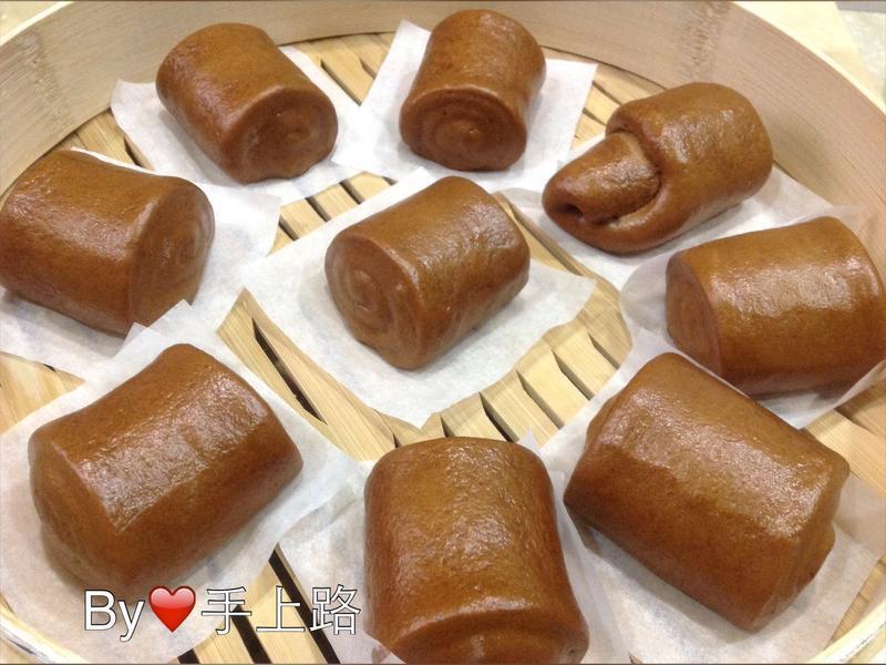 ☕️黑咖啡饅頭☕️(大人版)