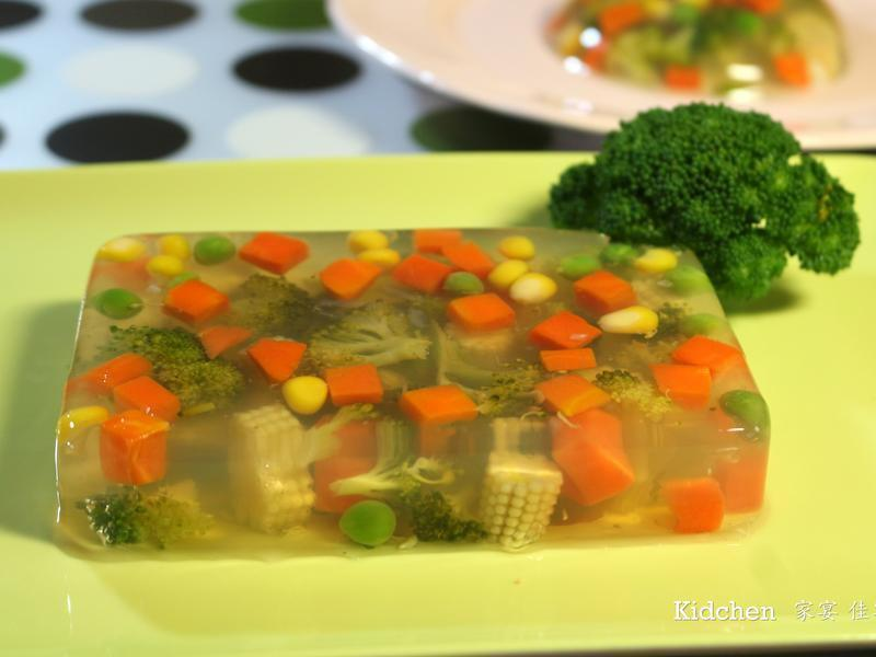 終結偏食:法式蔬菜凍