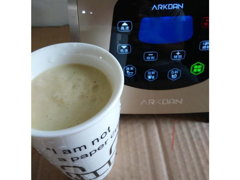 ARKDAN數位全營養調理機布丁酪梨牛奶