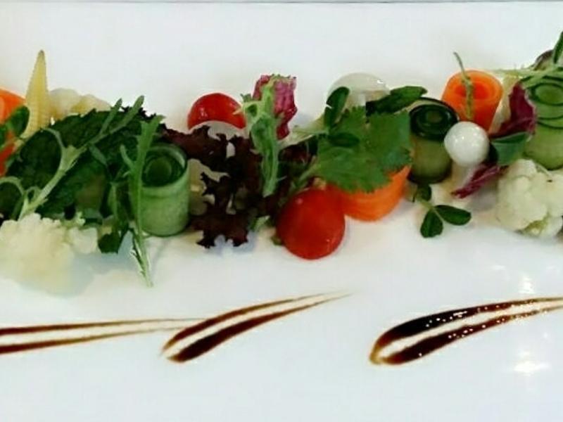 田園蔬菜沙拉