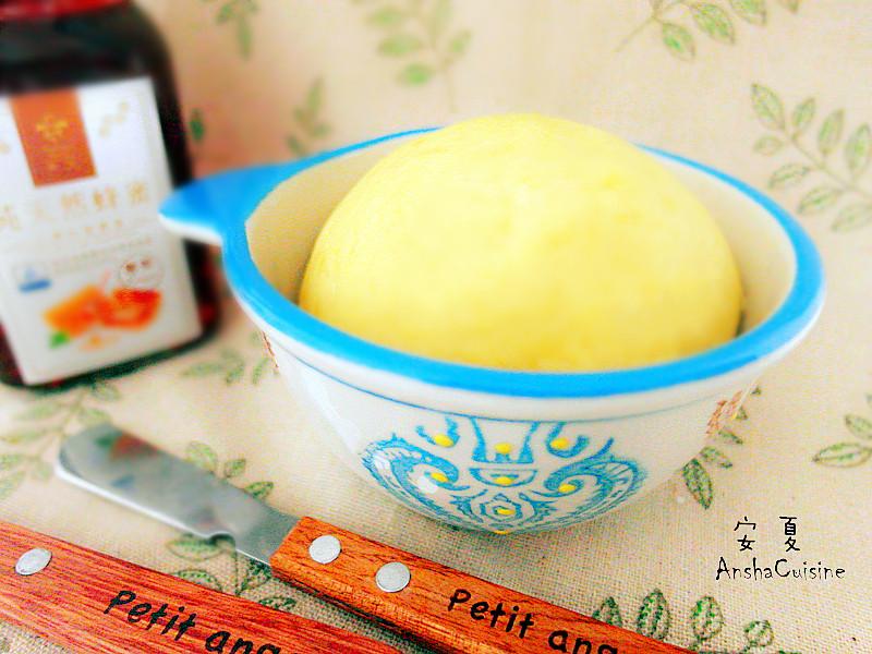 蜂蜜奶香綠豆餡(電鍋版)中秋必備