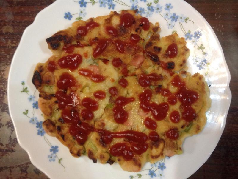 🍕💜💜小熱狗比薩💜💜🍕