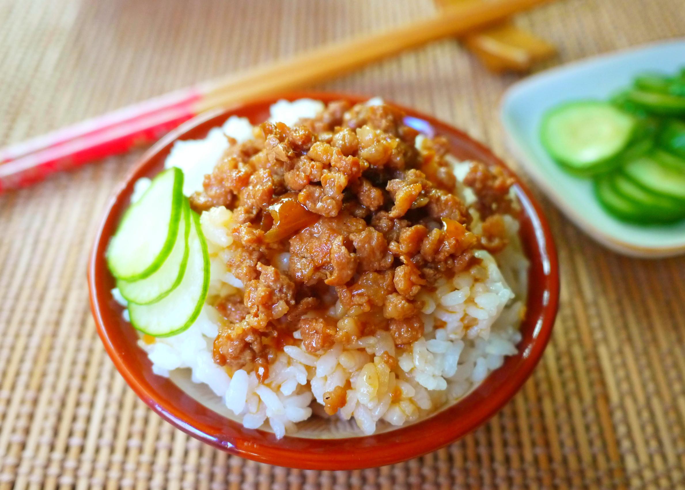 【味道福爾摩莎】魯肉飯