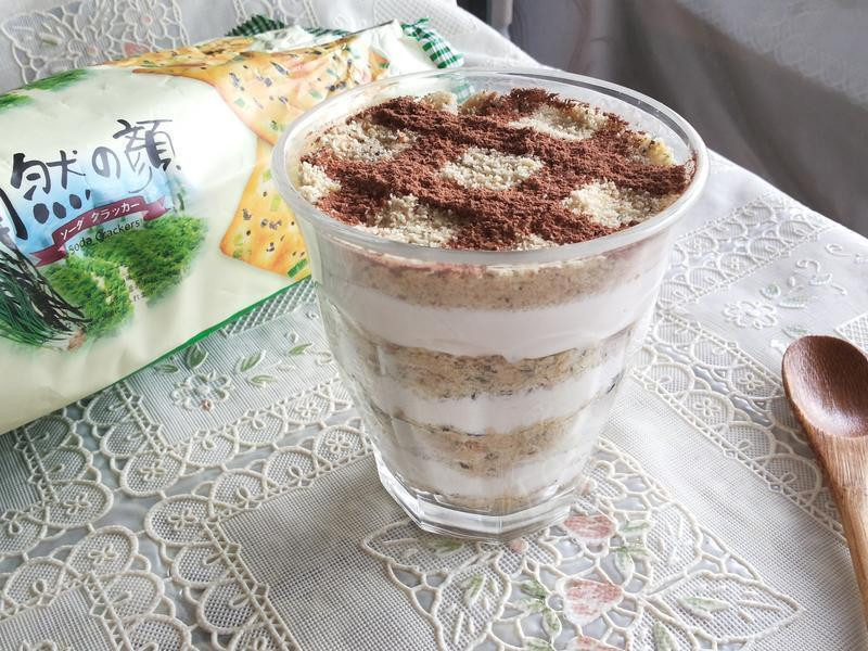 木糠餅乾杯【自然の顏餅乾趴】