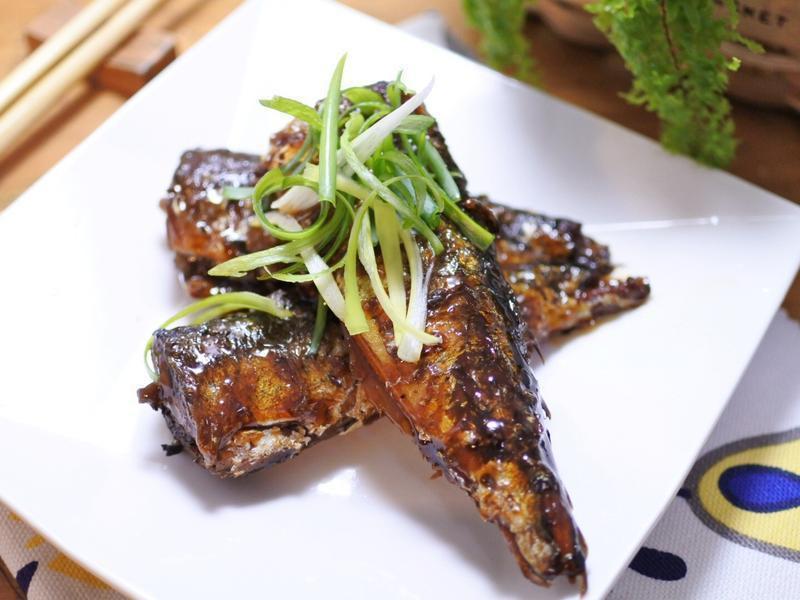 照燒秋刀魚