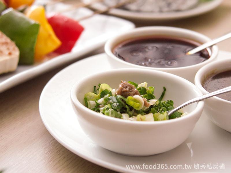 蔬食燒烤醬 - 薑泥香蔥【麻油薑泥】