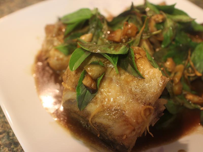 媽媽味道的紅燒魚