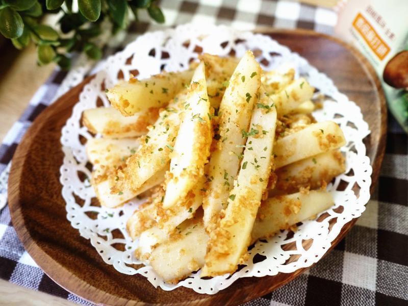 外酥內軟~烤薯條【自然の顏餅乾趴】