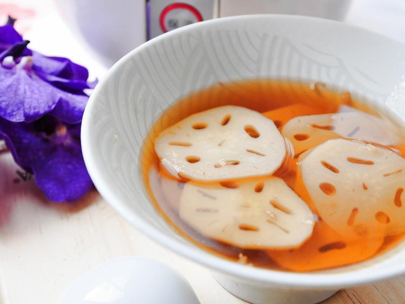 [大同電鍋] 老薑糖燉藕片