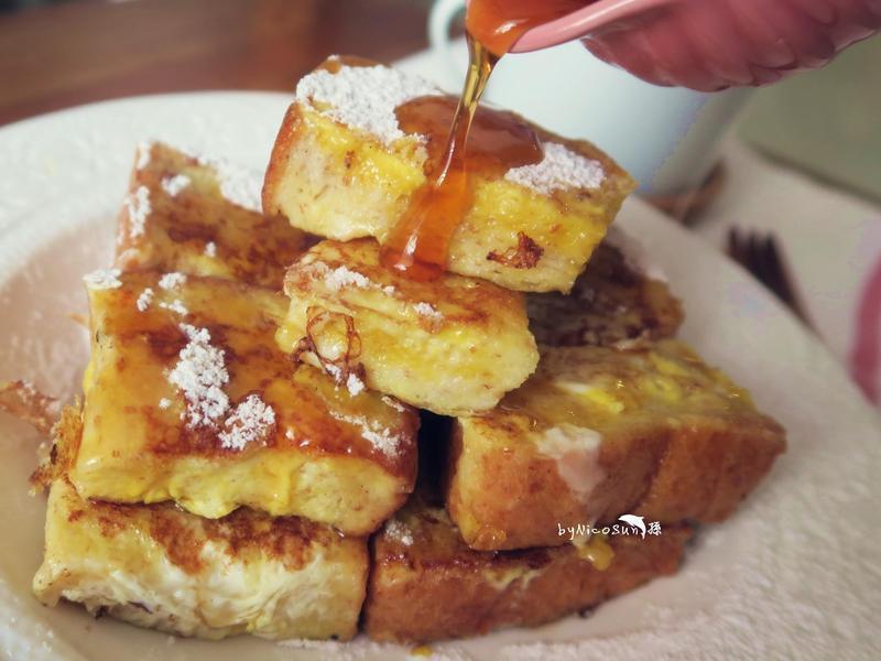 蜂蜜法式吐司磚