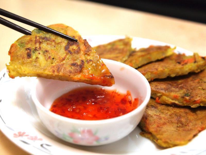 【超Q彈】薑黃馬鈴薯煎餅