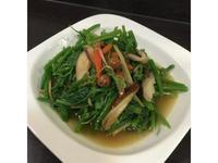 甘味香菇龍鬚菜