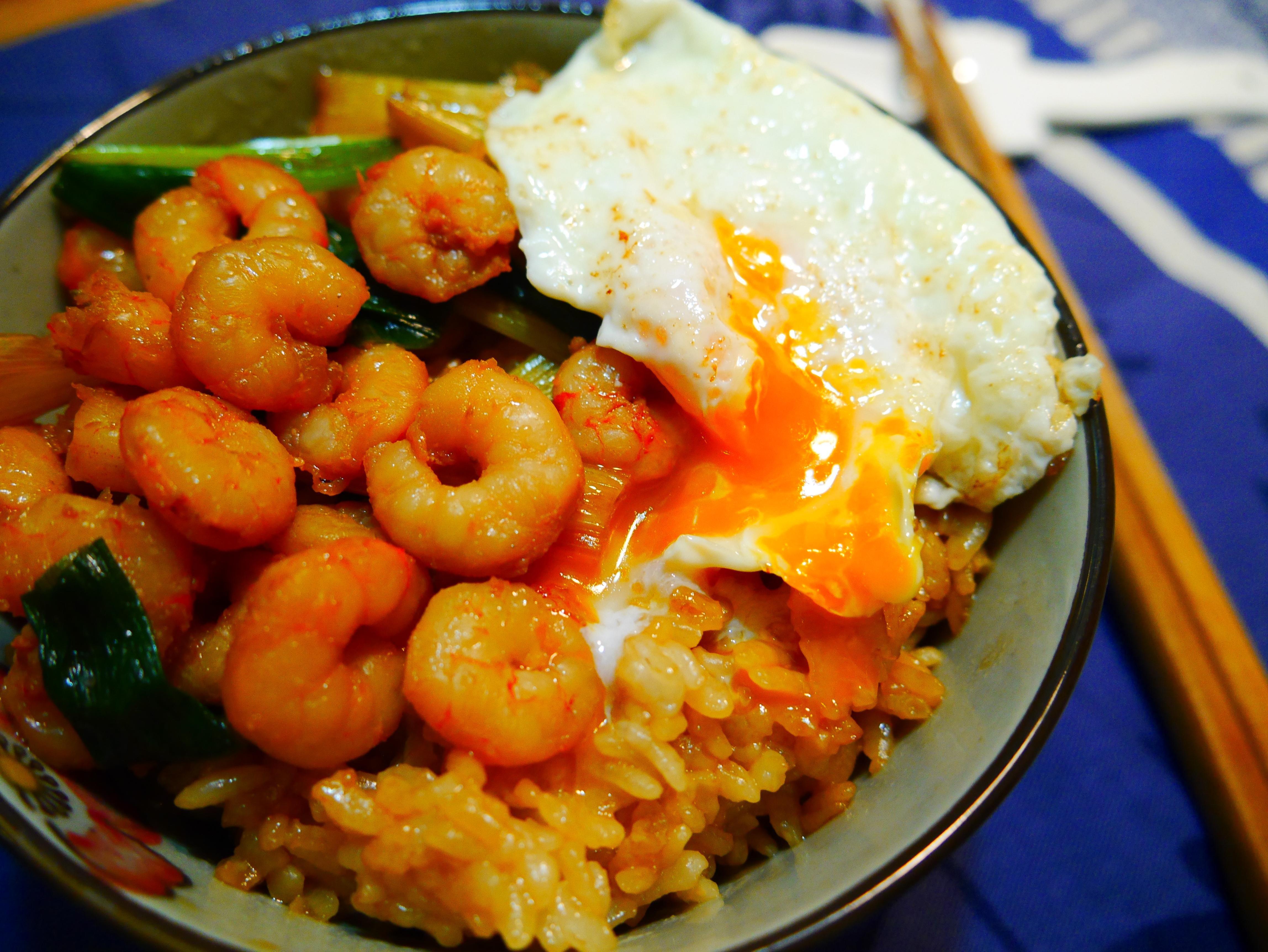 【味道福爾摩莎】台南在地的好滋味-蝦仁飯