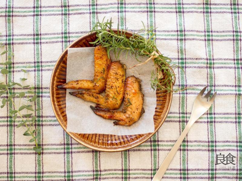 蜂蜜香料雞翅|台東良食計畫