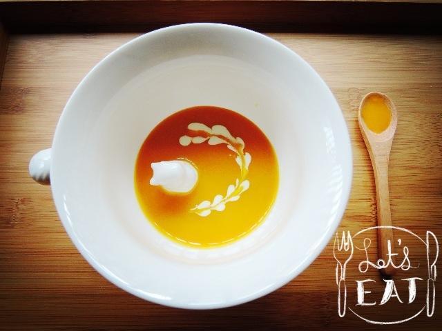 《費妮洛小姐的幸福廚房》輕鬆上手南瓜濃湯
