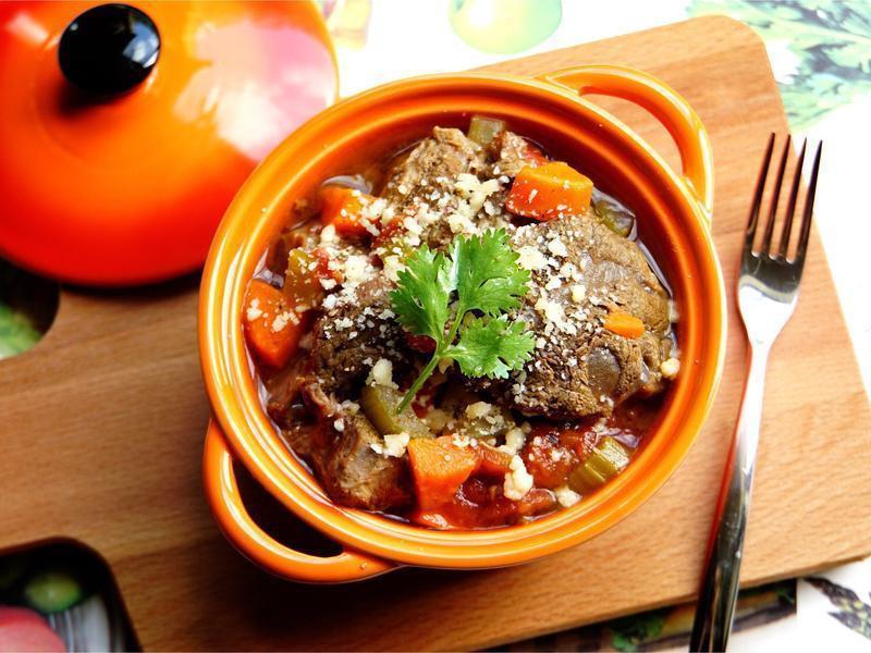 米蘭風味燉牛肉