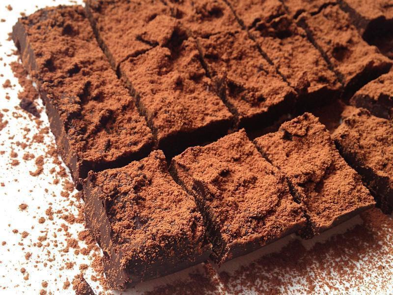 【原味手工生巧克力】香濃順口在舌尖蔓延開