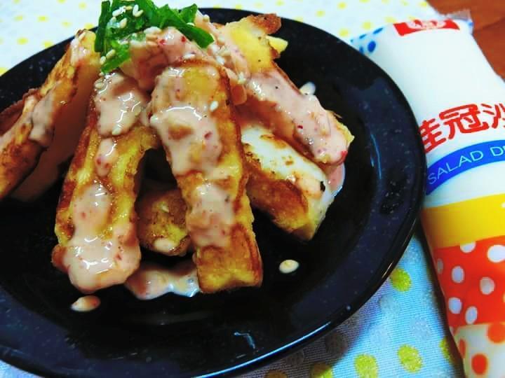 泡菜饅頭【滿分早點X桂冠沙拉】