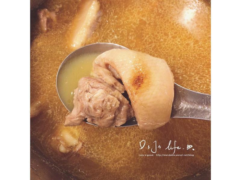 超香濃薑母鴨麵線的秘方
